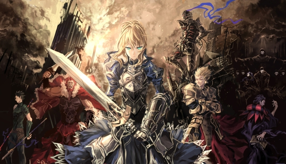 Pic - Fate Zero