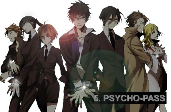 Blog Pic - Psycho Pass2