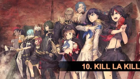 10 Kill la Kill