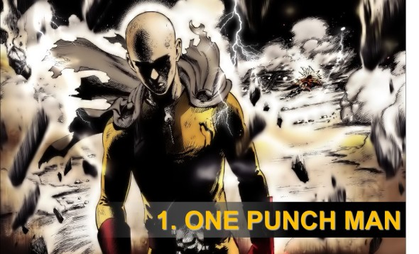 1. One Punch Man