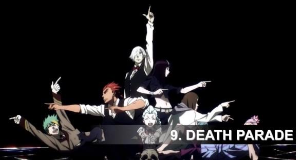 9. Death Parade